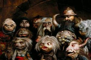 Goblins from Labyrinth movie